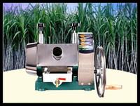 Großhandel Handbuch Modell Zuckerrohr Ginger Press Juicer Saftpresse
