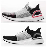 new concept 5016f 41590 2019 New Ultra Boosts 5.0 19 B37704 Mens Laser Red Shoes Oreo ultraboost  Uncaged Women 19W UB Shoes SIZE 36-45