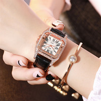 Woman Small Watch Elegant Shiny Crystal Ladies Wrist Watches...