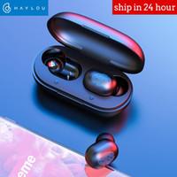 Haylou GT1 TWS de huellas dactilares toque Bluetooth Auriculares, HD auriculares estéreo inalámbricos y reducción de ruido Gaming Headset