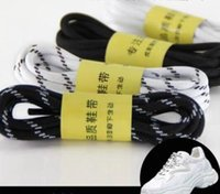 Chunky Sneakers SHOELACES 0. 4cm width 1. 2m Length shoelaces ...