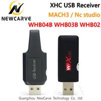 XHC USB-ontvanger voor NC Studio Mach3 Controller CNC Draadloos handwiel WHB04B, WHB03B, WHB02 NEWCARVE