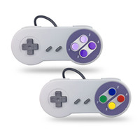 Hot Sale Classic USB-Controller PC-Controller Gamepad Joypad Joystick Ersatz für Super Nintendo SF SNES NES Tablet PC LaWindows MAC