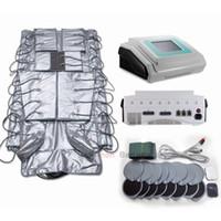 Профессиональный 3 в 1 Давление воздуха массаж лимфодренаж машина для продажи массажа воздушного давления лимфатический дренаж машина