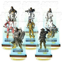 Apex legends Action stand Figures 22cm Lifeline Mirage Banga...