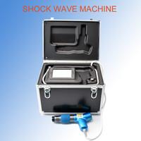 Mit Wirkung zur Stoßwellentherapie Maschine Acoustic Wave Stosswellentherapie Schmerzlinderung erektile Dysfunktion Ausrüstung mit ED-Behandlung