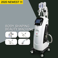 2020 Nouveau style !!! Cryolipolysis machine 5 IN 1 Double Poignées cryolipolysis multifonctions Fat Gel Minceur machine