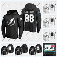Tampa Bay Lightning Nikita Kucherov 2019 All-Star Game Hoodie Steven Stamkos Andrei Vasilevskiy Brayden Point Tyler Johnson Paquette Jersey