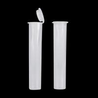 Più nuovo tubo di plastica per Childproof spessi cartucce Vape olio imballaggio tubo pp adatta per 510 filo serbatoio vape atomizzatore trasporto libero