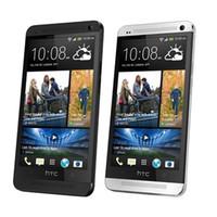 Refurbished Original HTC ONE M7 3G Unlocked 4.7 inch Quad Core 2GB RAM 16GB ROM WIFI GPS Android Smart Mobile Phone