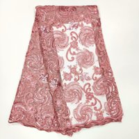 African Lace Fabric High Quality Lace Women French Cord Lace...