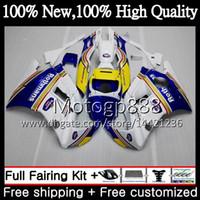 Corps pour Honda CBR 600F2 FS CBR600 F2 91 92 93 94 AAPG10 ROTHMANS BLEUE CBR600FS CBR 600 F2 CBR600F2 1991 1992 1993 1994 Catégorie de carénage
