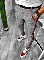 Spring Autumn Casual Men Sweat Pants Male Sportswear Casual ...