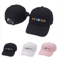 Hot Sale!2020 Spring Summer ASTROWORLD Hat Baseball Snapback...