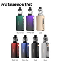 Vaporesso Gen 220W TC Kit Powered by Dual 18650 Batteries Wi...