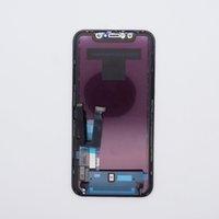عرض ZY Incell لفون XR شاشة LCD لوحات استبدال الجمعية