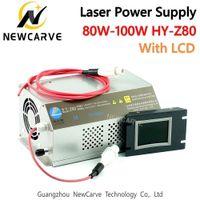 80W 100W Laser CO2 Moniteur d'alimentation AC90-250V pour la gravure au laser machine de découpe HY-Z80 Newcarve