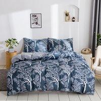 Постельные принадлежности Yi Chu Xin Boho Цветочный комплект Двухместный размер Чехия Пододеяльник с подушкой Кровать утешителя