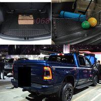 ل Dodge RAM 1500 2500 3500 4000 4500 5500 Ramcharger Viper Vision السيارات الخلفية جذع البضائع المنظم تخزين نايلون عادي