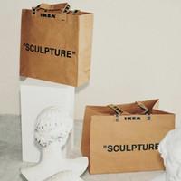 Fornitore di moda Trendy Bowhide Borsa tessuta Ki Joint VG Scultura MARKERAD Shopping Bag Couple Bankbag di stoccaggio di moda fornitore