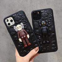 3D Bebek Tasarım Silikon Arka Kapak iphone 11 Pro Max X XS XR XS Max 7 7 Artı 8 8 Artı Lüks Telefon Kılıfı Yüksek Kalite Tasarımcı Kapak