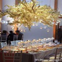 1PC 60MM de suspensão Titular Tealight Vidro Globos Terrário Candle Wedding Castiçal Vaso Home Hotel Bar Decoração