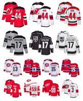Detroit Red Wings 59 Bertuzzi Florida Panthers 3 Keith Yandle New Jersey Devils Miles Wood Senators Thomas Chabot Hockey Jersey