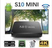 2019 Cheapest S10 mini Android 8. 1 TV Box Quad Core 2GB 16GB...