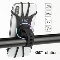 Bike holder mobile cell phone holder Universal Motorcycle Si...