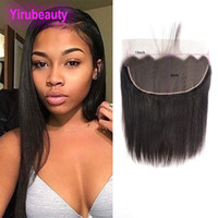 Brazilian Virgin Hair 13*6 Lace Frontal Straight 13X6 Lace F...