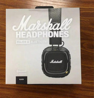 Marshall headphones major II bluetooth headphones DJ studio ...