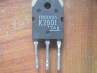Transistor usado original do campo-efeito 2SK2601 K2601 MOSFET TO-247 TO-3P teste aprovado