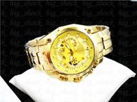 con Pendolo Popolare classico orologio da uomo, orologio da uomo, cronografo, orologio da polso, orologi per il tempo libero, grande quadrante 45mm, supporto dropshipping