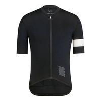 Rapha Nouveaux hommes Équipe Cyclisme à manches courtes Jersey Vêtements de vélo Vêtements Veille de VTT VTT VTT VTT Sportswear S21030143
