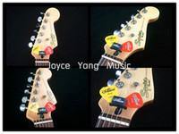 Alice A010C gitarr huvud lager gummi plockar innehavare gratis frakt grossist