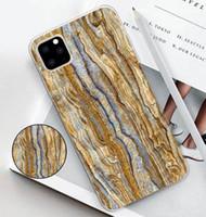 New Marble luxo telefone iPhone para o caso do 11 Pro MAX 6 7 8 XR XS Samsung Nota 10 S10 Plus com Airbag Phone Holder