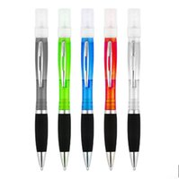 Nuovo promozionale priviate Lable logo Creative tasca portatile 3ml 5ml 8ml 10ml profumo Pen spruzzatore bottiglia Hand Sanitizer Spray Bottle Penna