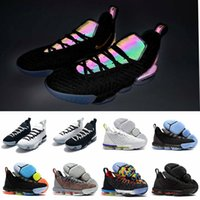 Designer 16s Chameleon Equality Basketball Shoes Sneakers Aw...