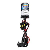 Paar 12V 35W H4 - 2 Auto Koplamp Xenon Super Vision HID Lamp Bulb