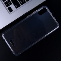 Ultra Thin Slim Clear Soft TPU Phone Case Cover For Wiko Y80...
