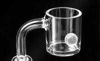 Кальяны оптом 11,5 мм Terp Жемчужина для нецелевого кварца Banger Pearls мяч 10 мм 14 мм женские мужские совместные стеклянные бонсы водные трубы