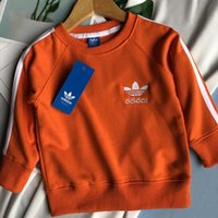Kids Designer AD Pattern Girls Pullovers Active Letters Boys...