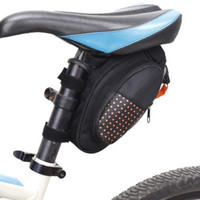 Велосипед верхом Аксессуары для седел велосипедов хвост мешок плохой спортивный автомобиль хвост мешок складной горный велосипед верхом мешок