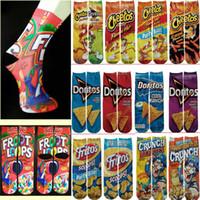 99 Cores das mulheres dos homens Unisex 38 centímetros 3D Socks Impresso fim Cheerlead dos desenhos animados Cer Socks Meninas personalizado meias esportivas Stocking Multicolors dos desenhos animados