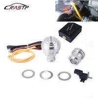 RASTP-ДФ Универсальный Электрический турбодизельный клапан сброса вакуума Blow Off Valve Kit для Audi 1.9 2.0 RS-BOV030