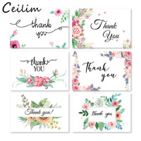 6 карт + 6 конвертов в комплекте мультфильм мини поздравительная открытка с днем рождения рождественский подарок конверт писчая бумага канцелярские товары оптом