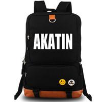 Akatin Plecak Nico Piosenkarz Detonator Day Pack Fishinger School Bag Nicico Packsack Laptop Pocket Rucksack Sport Schoolbag Outdoor Daypack