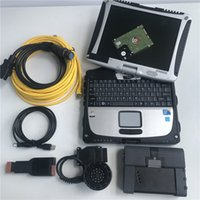 RACEAUTO for BMW Diagnostic Tool ICOM A2 B C Rheingold D P S-oftware Expert Mode with Multi-language V2021 in 1TB HDD and CF-19 Laptop 4GB 2 YEARS Warranty