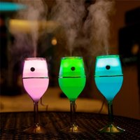 Home use mini Air humidifier Household comfortable silent hu...