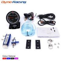 Dynoracing 60MM гоночный автомобиль Turbo Boost калибр 2BAR + Регулируемая Turbo Boost Controller Kit 1-30 PSI IN-КАБИНА Gauge